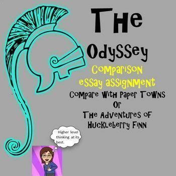 critical essays major themes in the odyssey